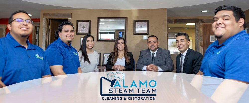 Alamo-Steam-Team-Cleaning-&-Restoration-team