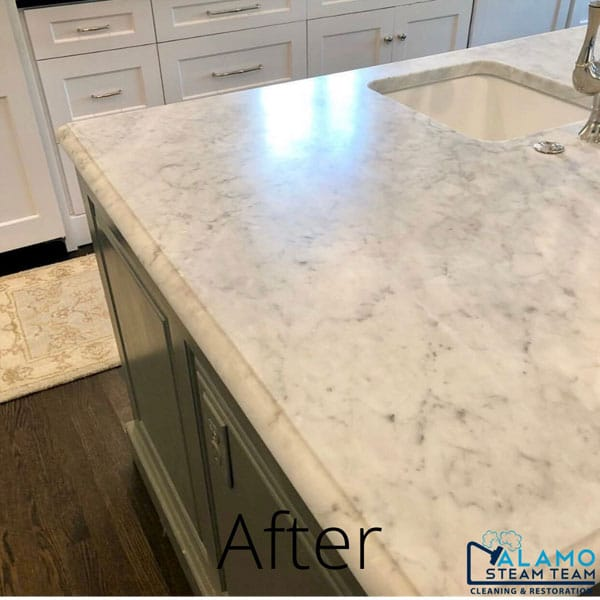 Granite Cleaning and Polishing after