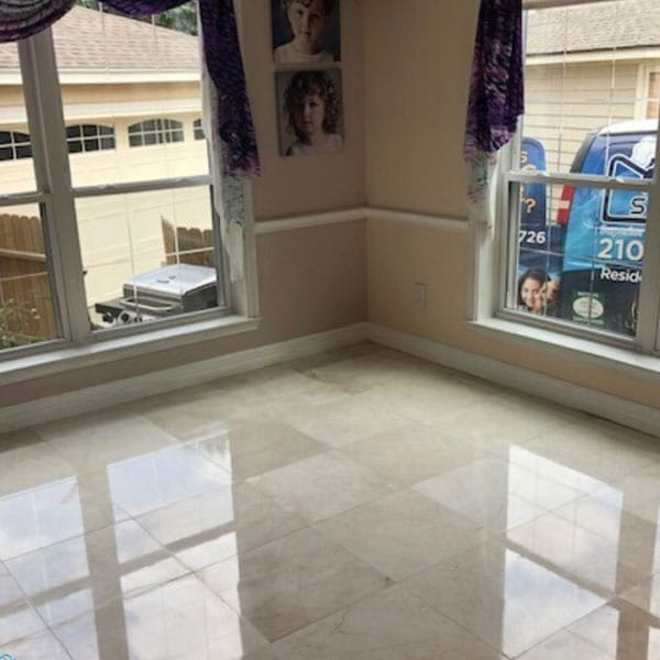 Marble Cleaning and Polishing after