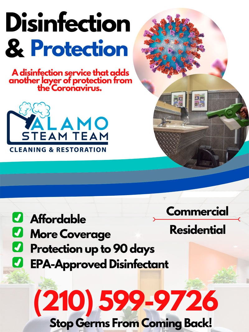 Affordable Application of Disinfectant & Anti-microbial Protectant